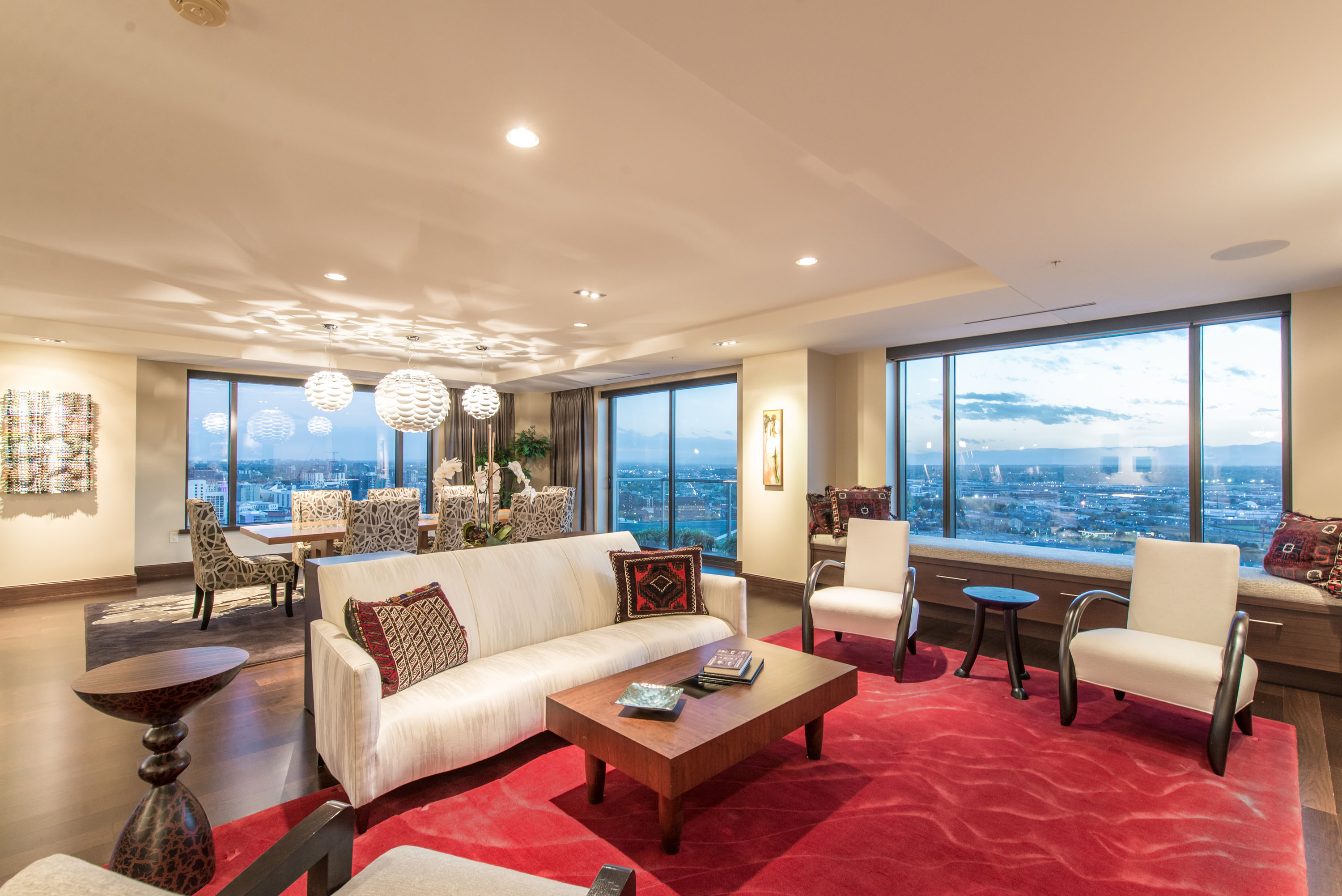 NO RESERVE AUCTION FEB 27 // Four Seasons Residences of Denver #2350